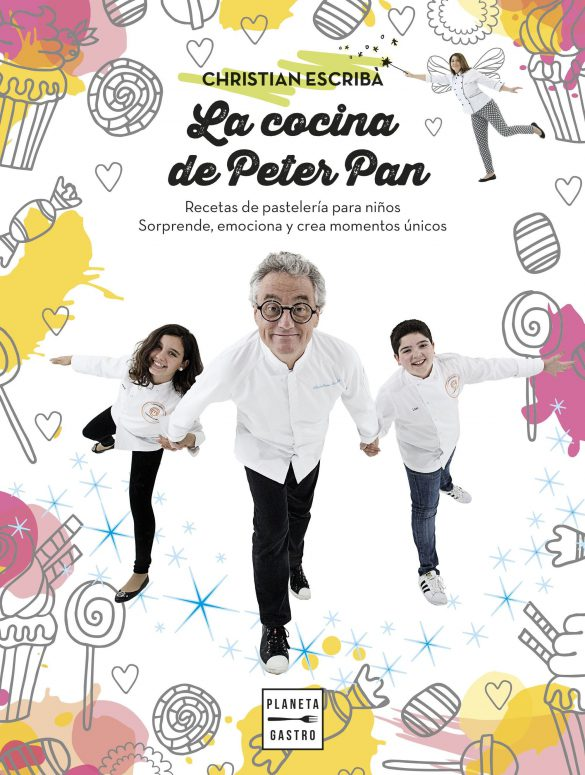 La cocina de Peter Pan de Christian Escribà