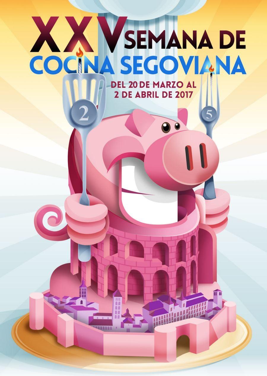 Semana de Cocina Segoviana 2017