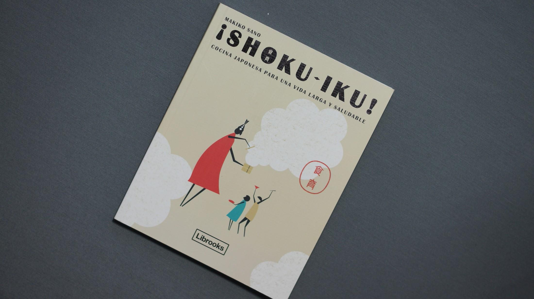 Shoku-Iku, cocina japonesa para una vida larga y saludable