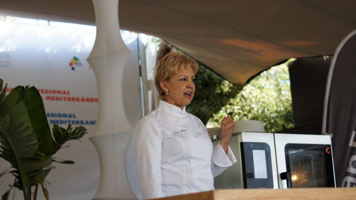 Susi Díaz chef restaurante La Finca