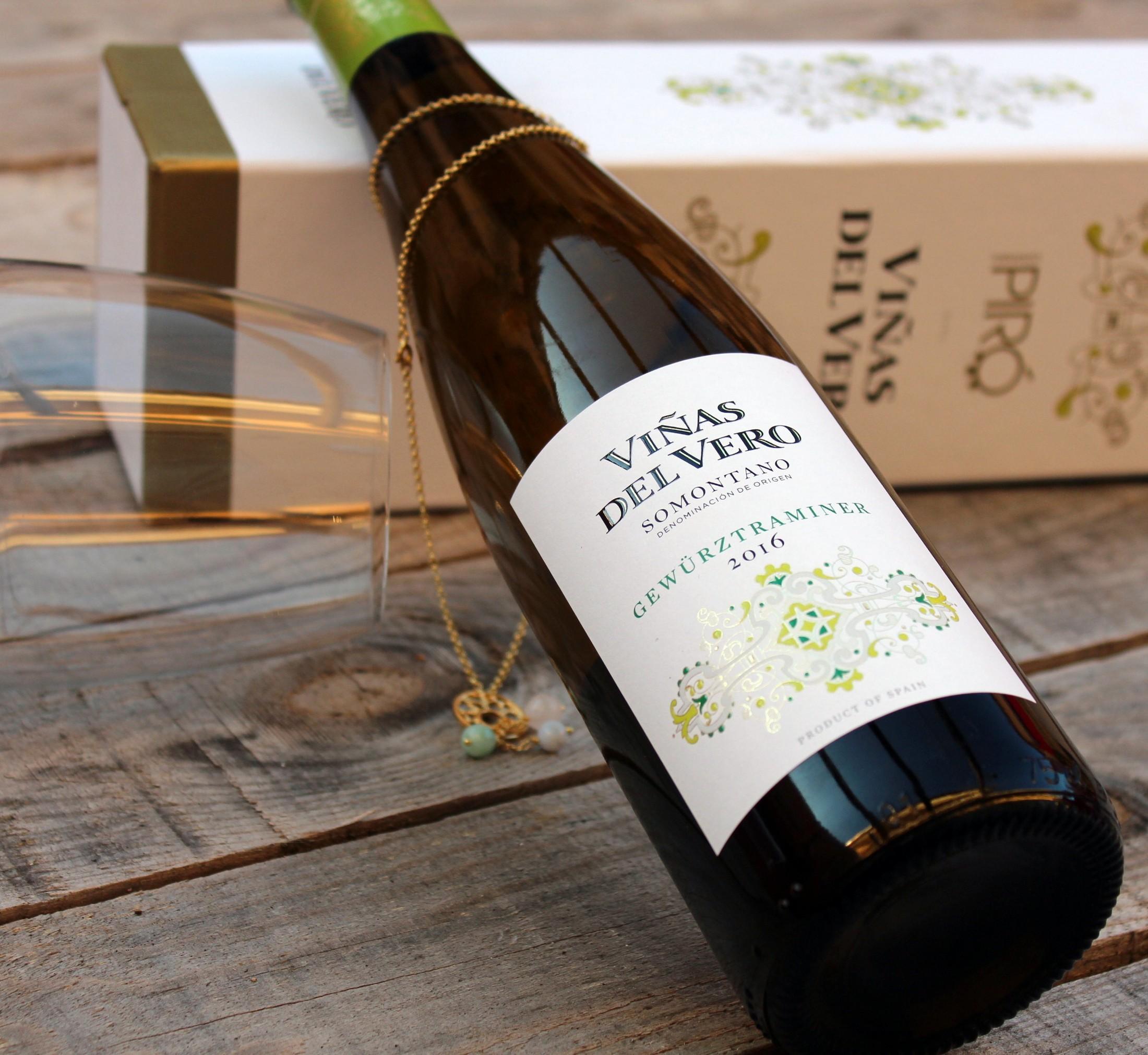 Viñas del Vero Gewürztraminer 1