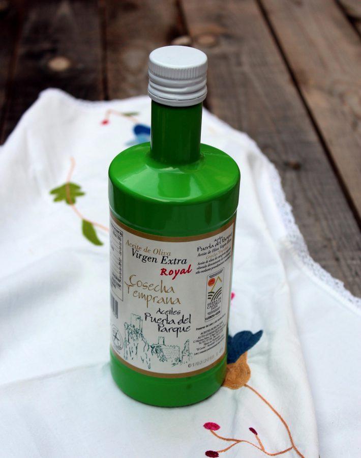 Aceite de Oliva Virgen Extra Royal Cosecha Temprana