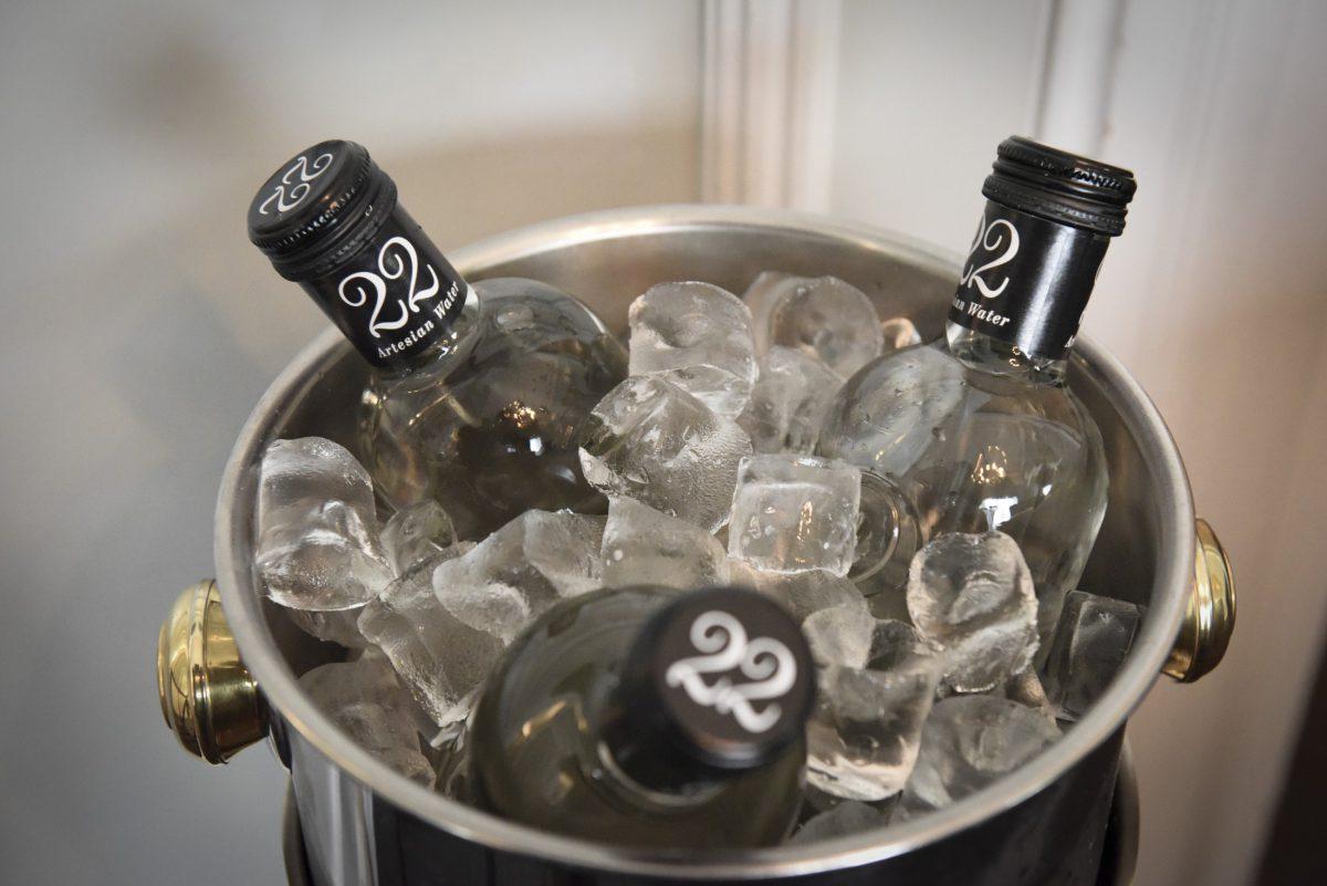 Agua Mineral 22