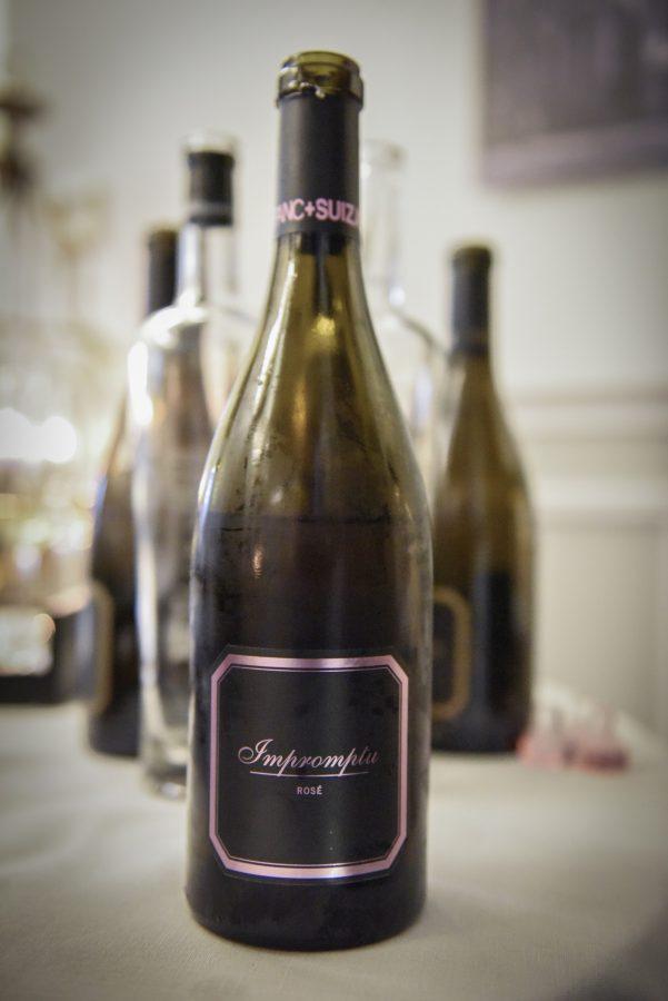Impromptu Pinot Noir D.O. Valencia de Bodegas Hispano + Suizas