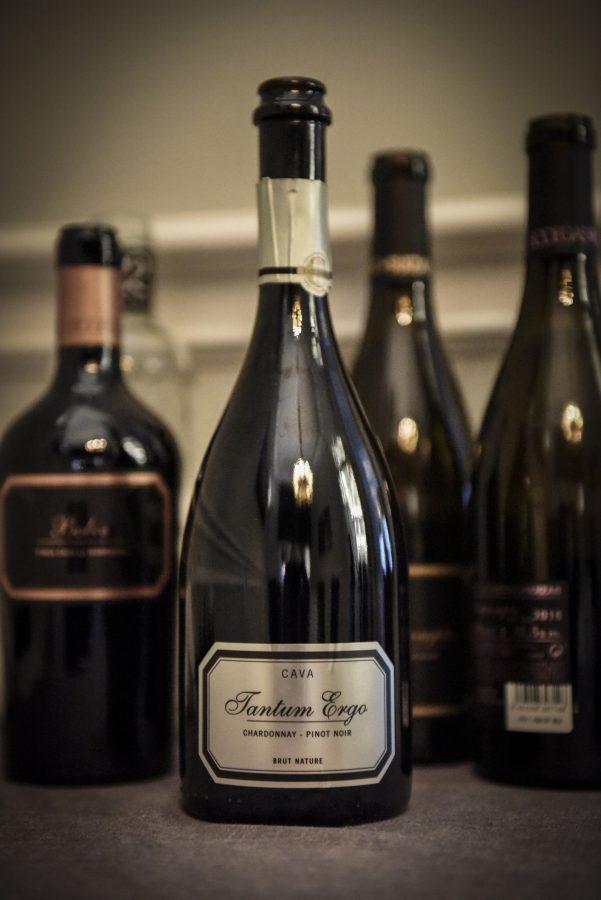 Tantum Ergo Pinot Noir D.O. Utiel-Requena de Bodegas Hispano + Suizas