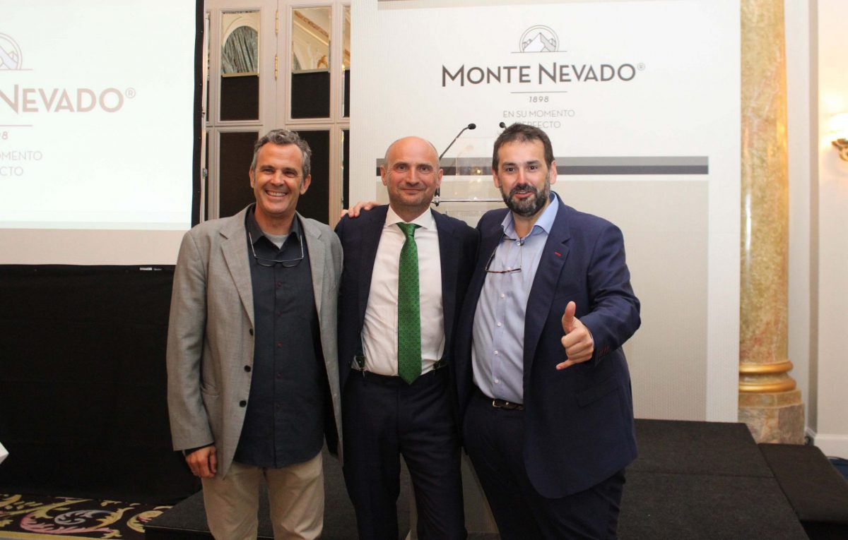 Alfonso Guerrero, Juan Vicente Olmos y David de Jorge