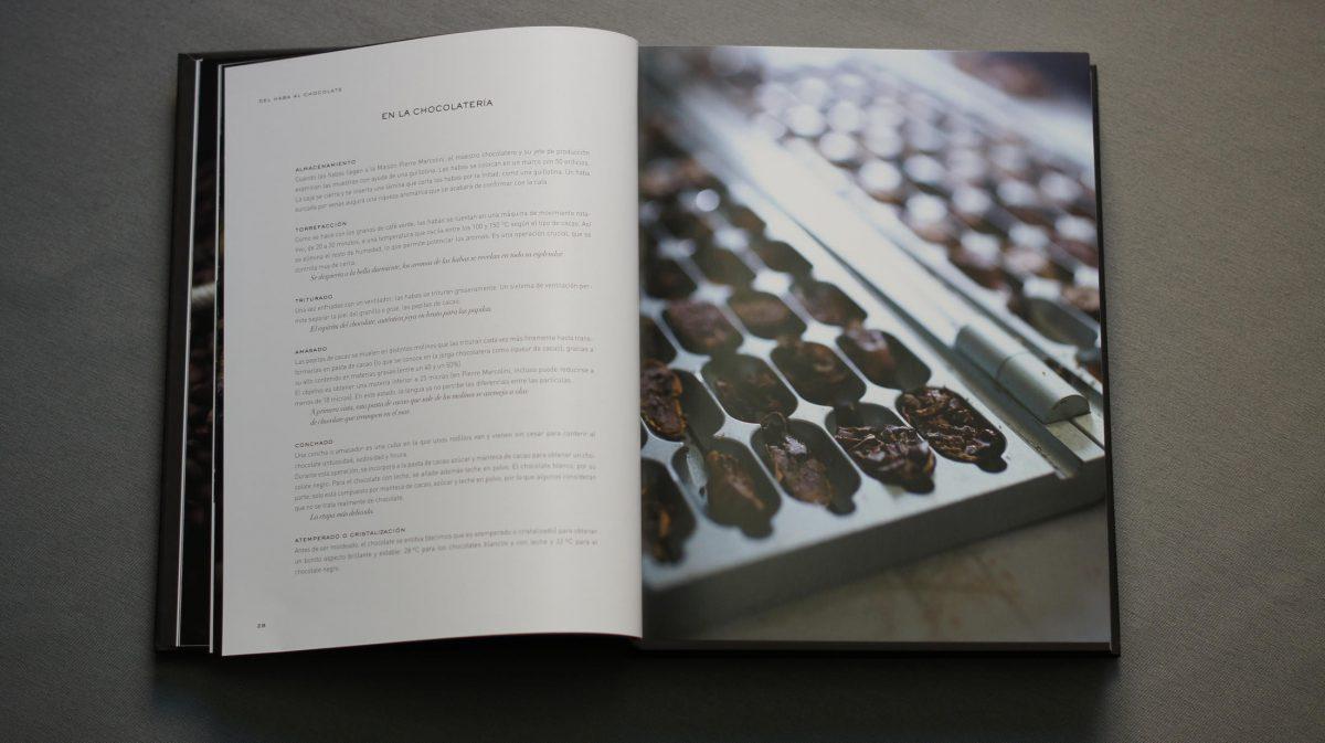 Cacao, del haba a la tableta de Pierre Marcolini