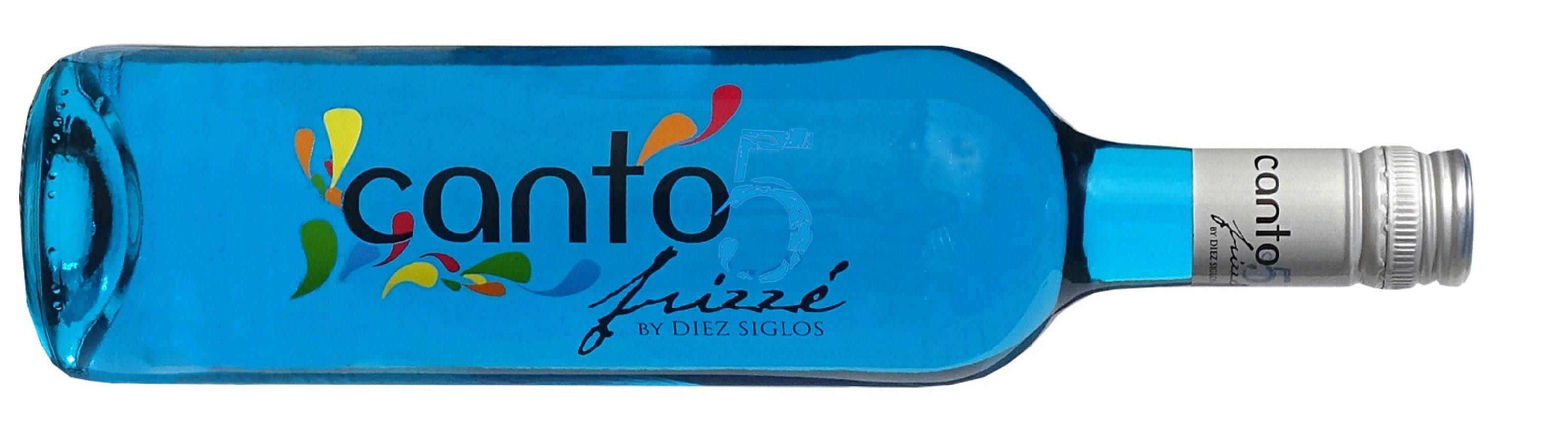 Canto 5 Frizzé Blue