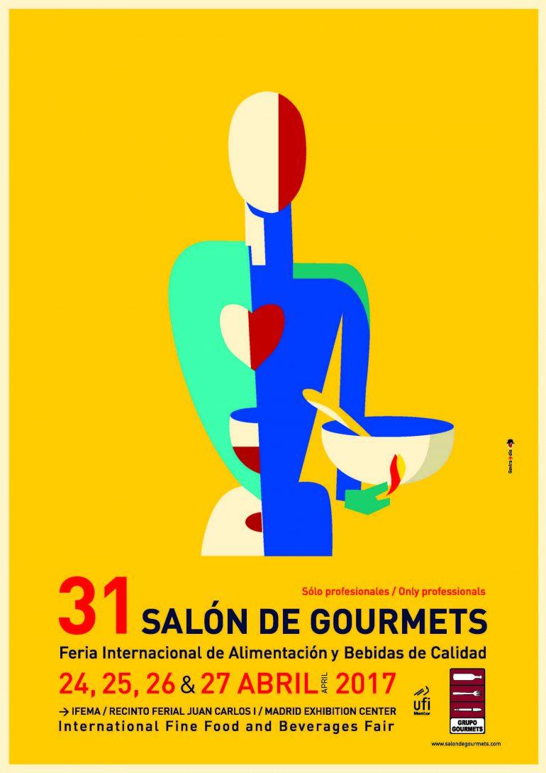 Salón de Gourmets 2017 - Feria Internacional de Alimentación y Bebidas de Calidad