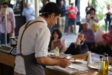 El Chef mallorquín Andreu Genestra (Restaurante & Senzill)