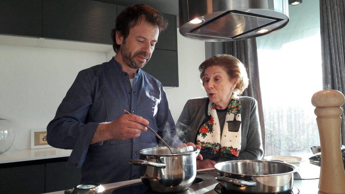 Nacho Manzano y Olga Sánchez