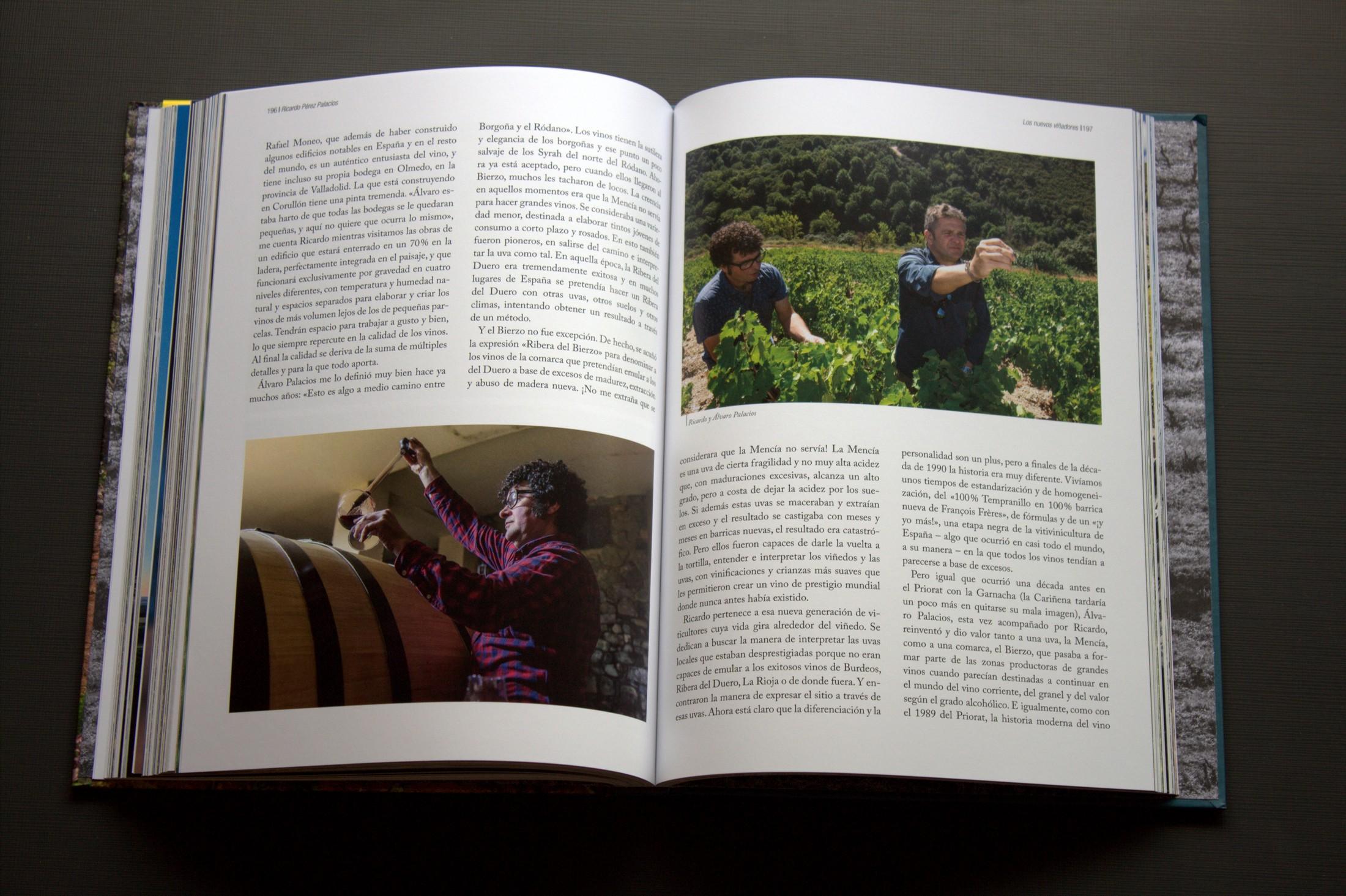 Los nuevos viñadores, una nueva generación de viticultores españoles