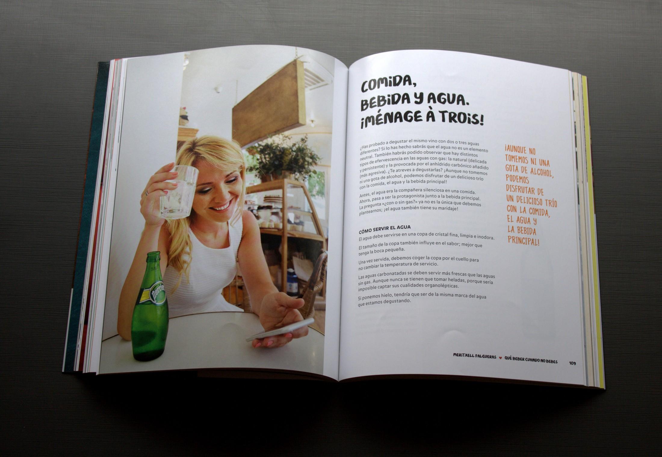 Qué beber cuándo no bebes, de Meritxell Falgueras