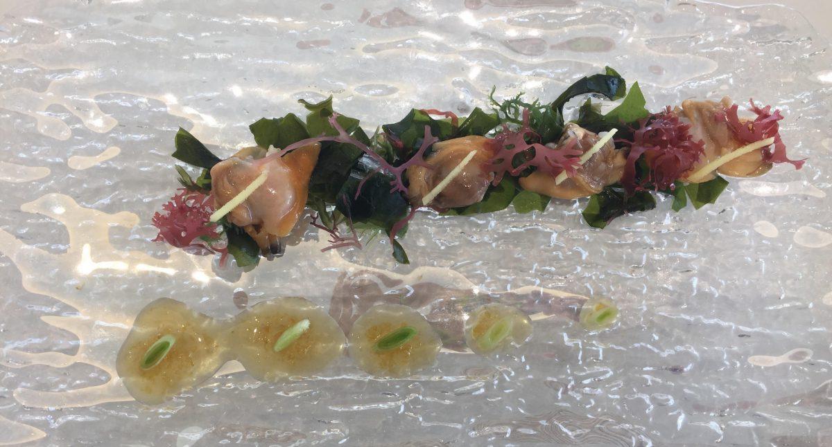 Nobu Marea de Ibiza homenaje Posidonia