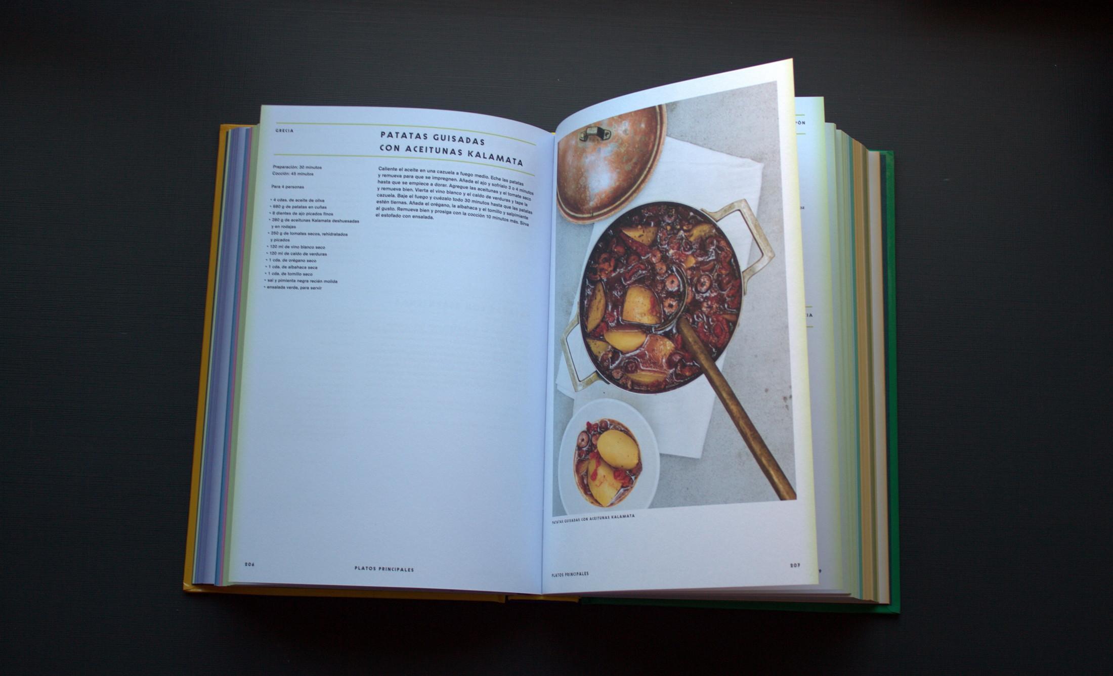 Cocina Vegana para paladares globales