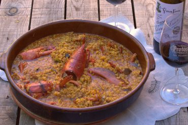 arroz bogavante y protos 1