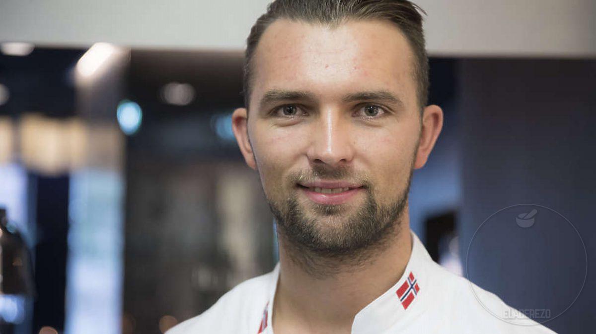 El cocinero Øyvind Bøe