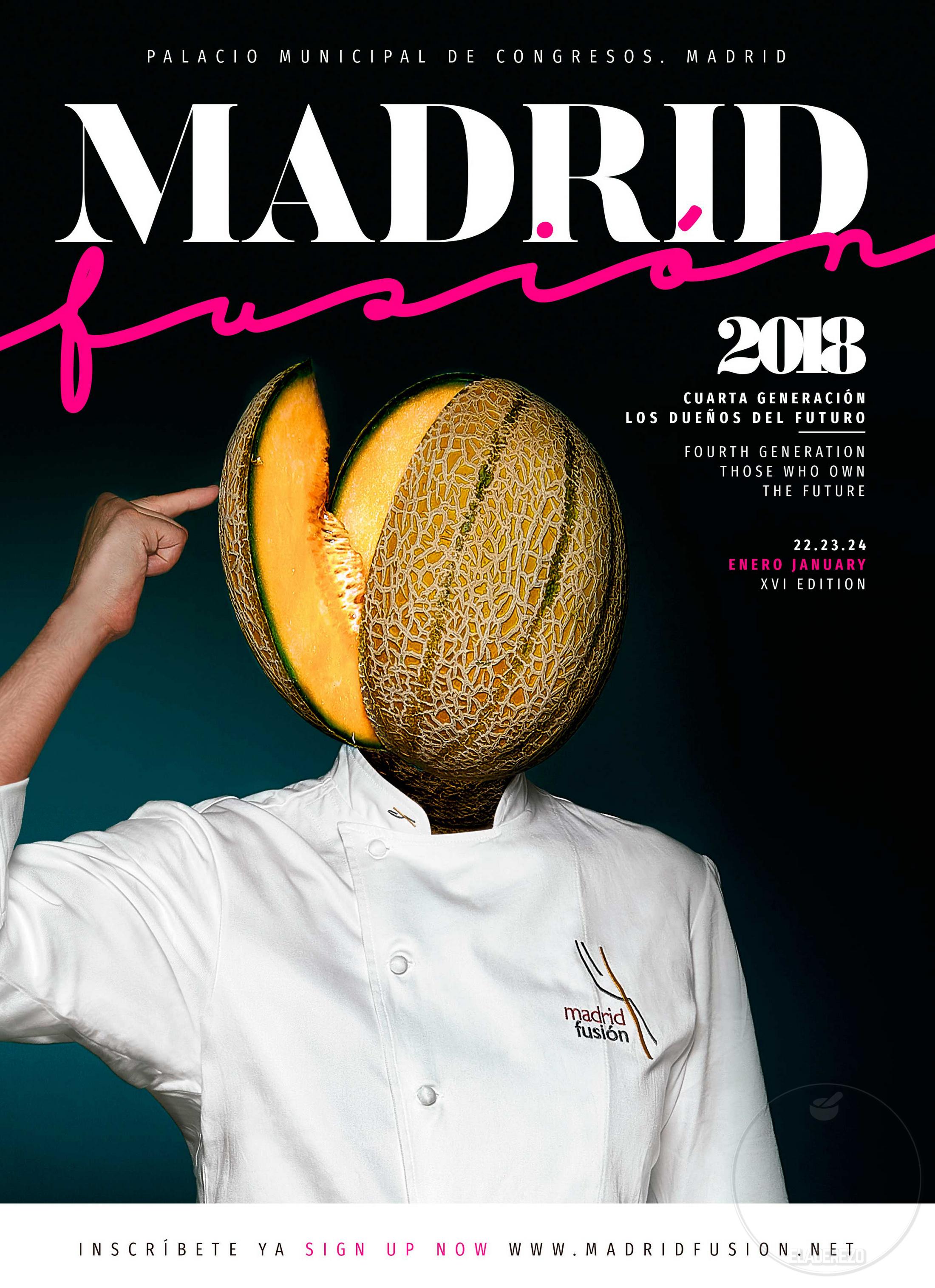 Madrid fusi n 2018 programa - Cursos de cocina sabadell ...