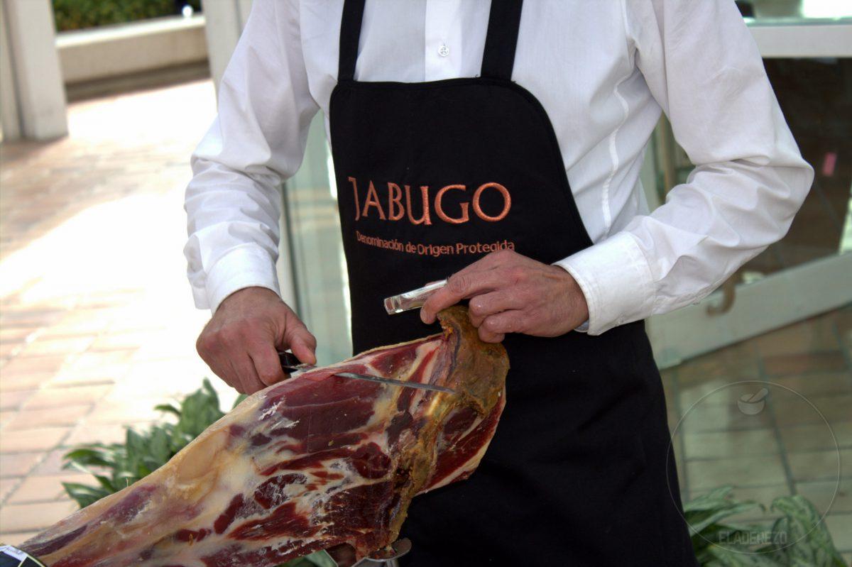 Presentación de la DOP Jabugo en Madrid