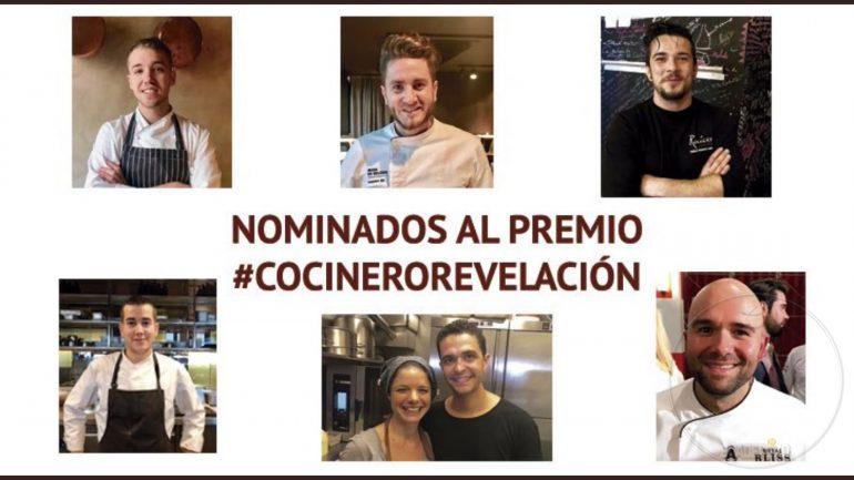 Premio Cocinero Revelación 2018