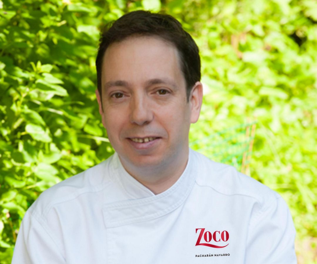 Chef David Yarnoz