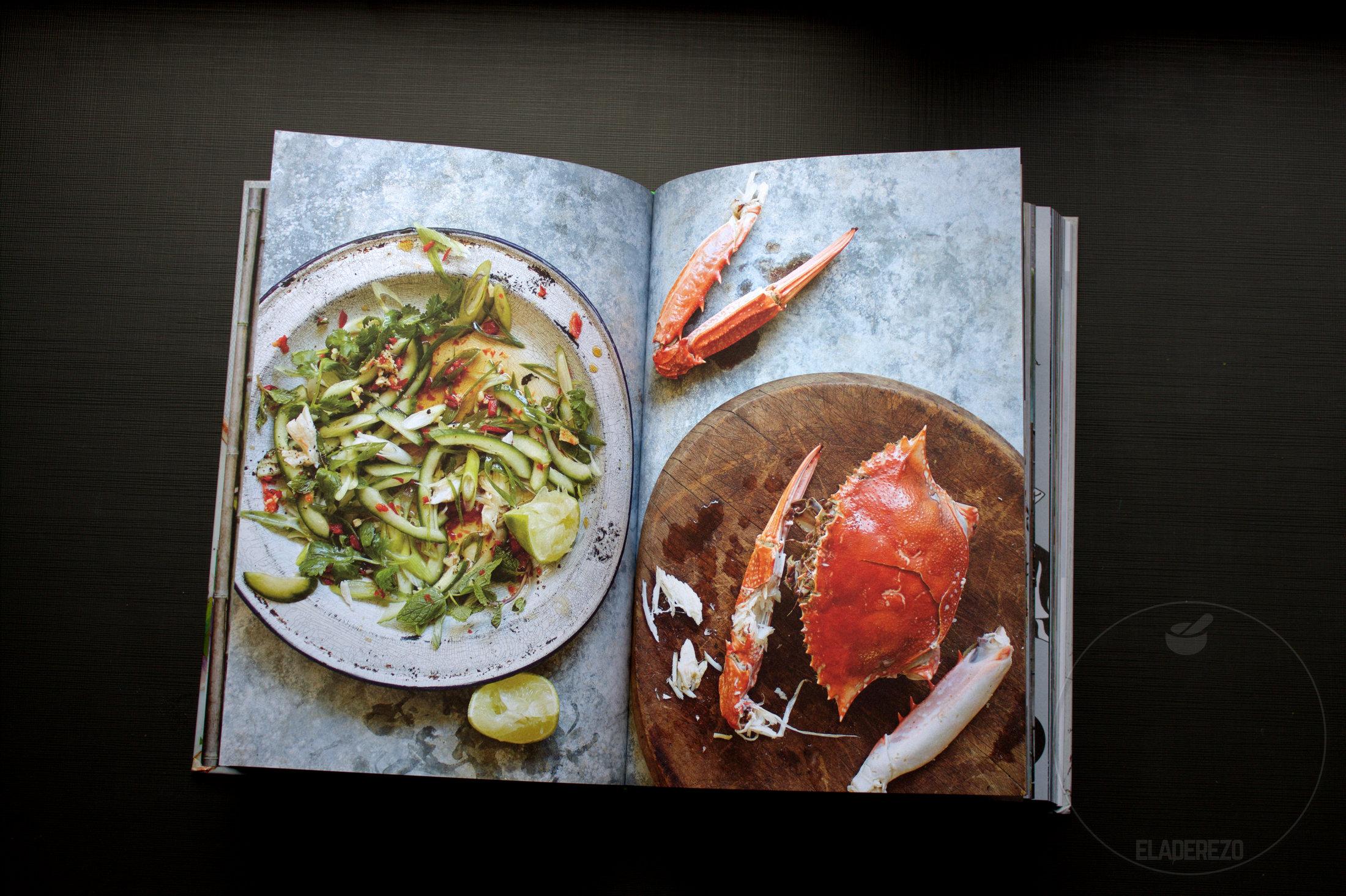 Mi primer libro de cocina thai - detalle interior