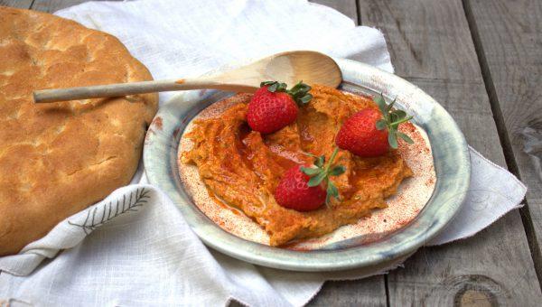 Hummus, la receta tradicional de Oriente Medio