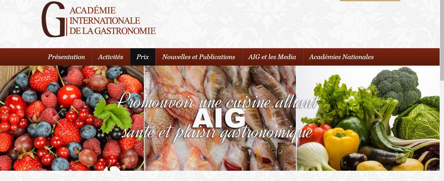 Grand Prix Academia Internacional de Gastronomía