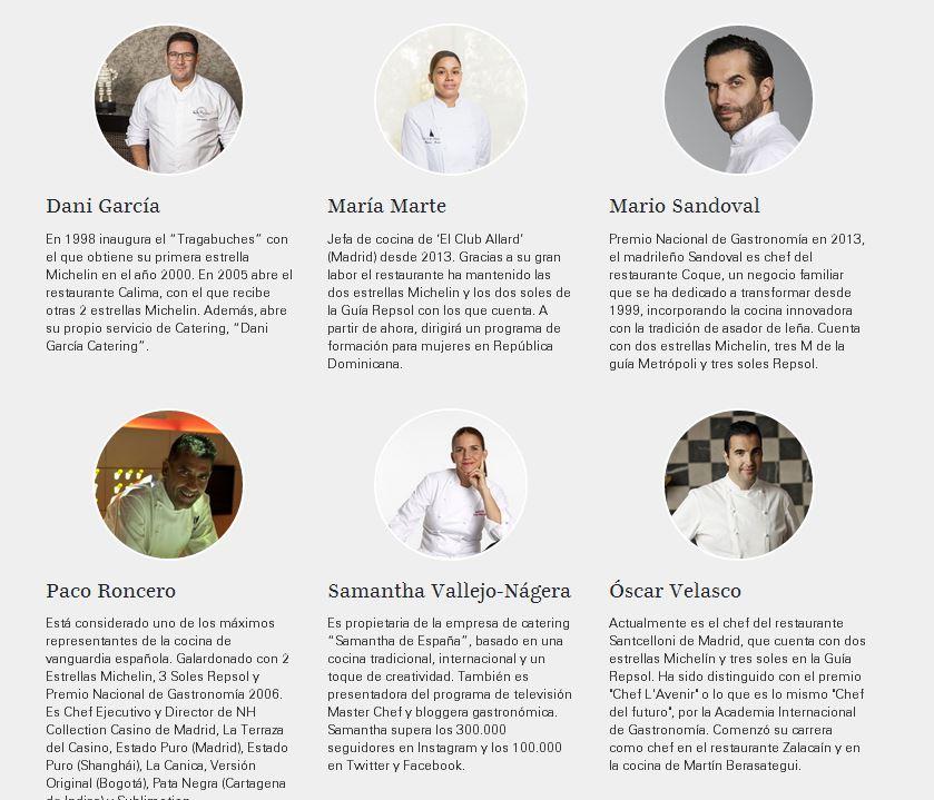 chefs mundo thermomix