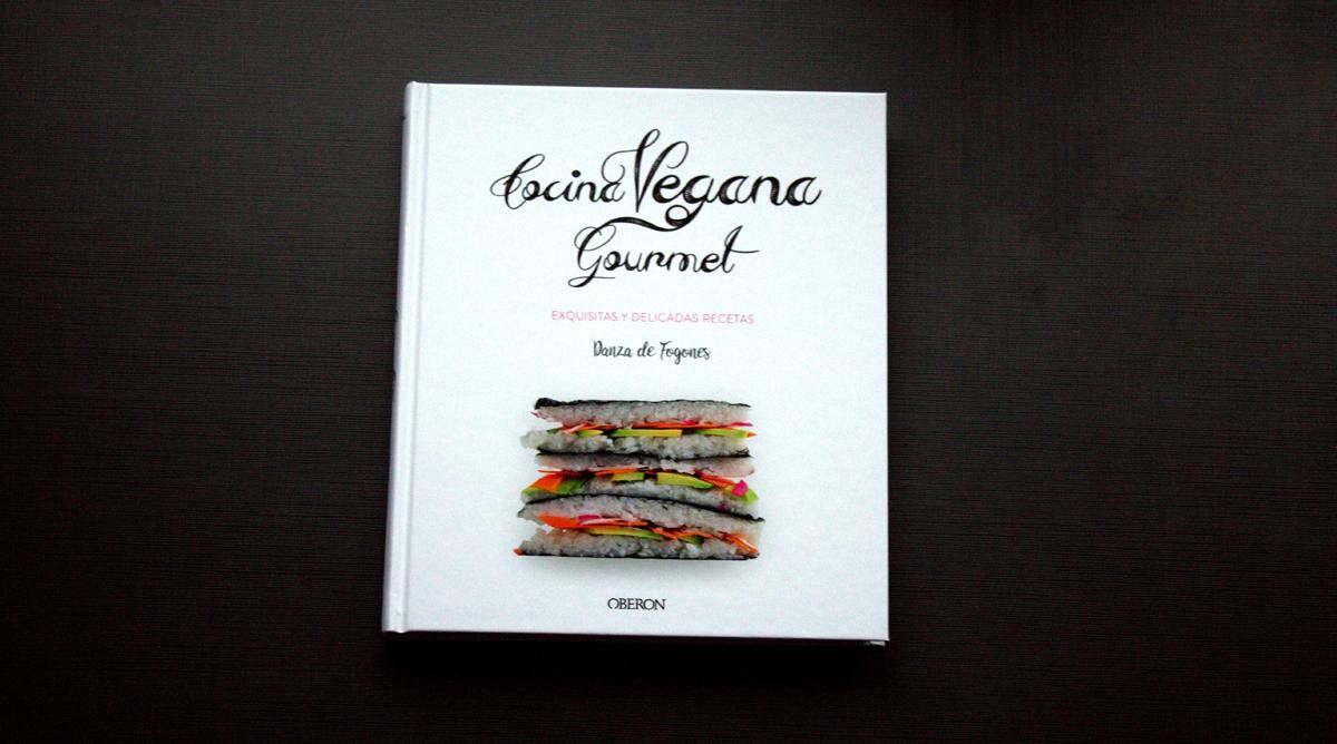 libro cocina vegana gourmet