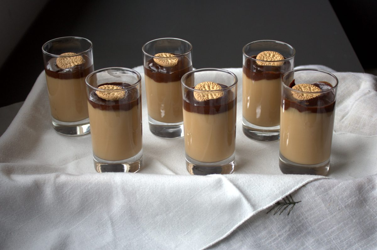 crema de galletas y chocolate vasitos 1