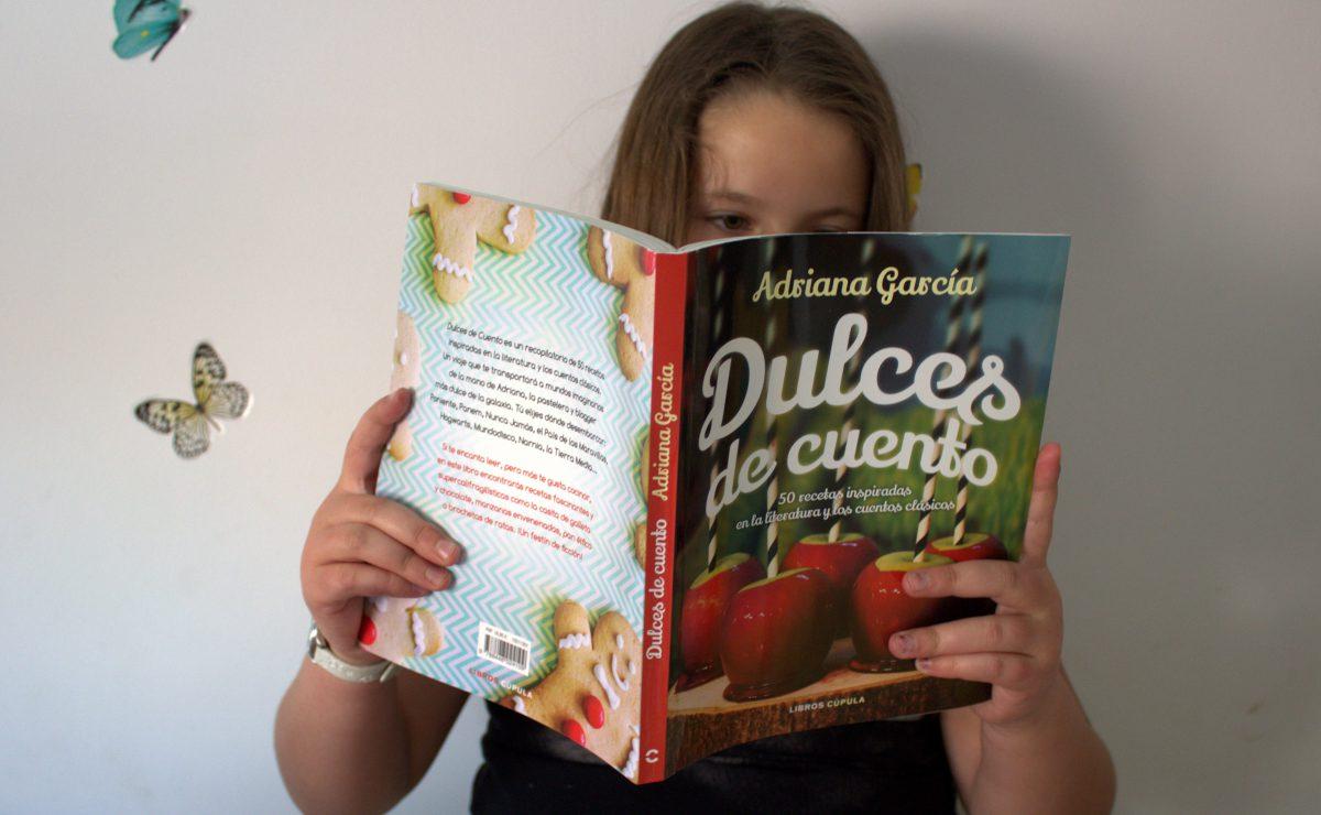 dulces de cuento - libro de recetas