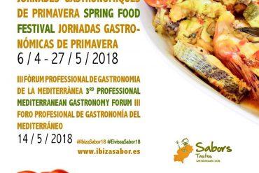 Jornadas Gastronómicas de Primavera Ibiza sabor 2018 (1)