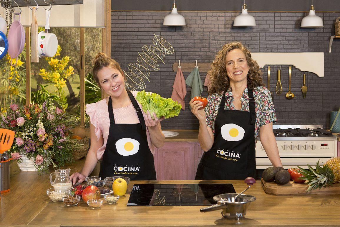 La cocina de la felicidad en Canal Cocina