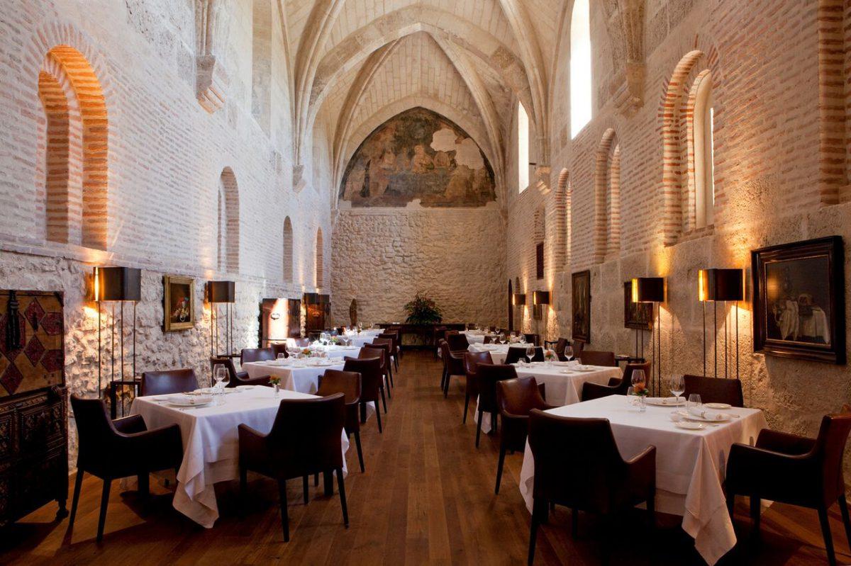 Restaurante Refectorio Abadia Retuerta Le Domaine