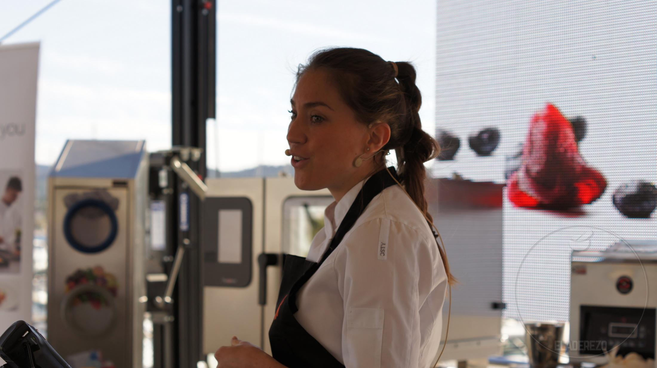 Alejandra Rivas - Directora de la marca de helados Rocambolesc