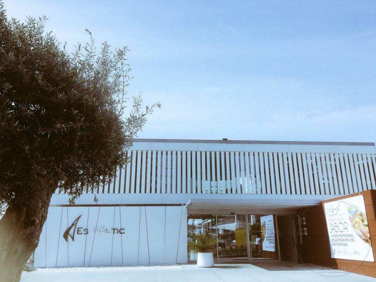 Club Nàutic Sant Antoni - sede del Foro Profesional de Gastronomía del Mediterráneo