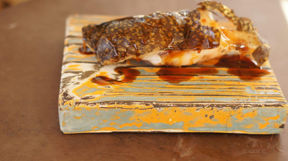 Cochinillo de mar. Ángel León (Restaurante Aponiente)