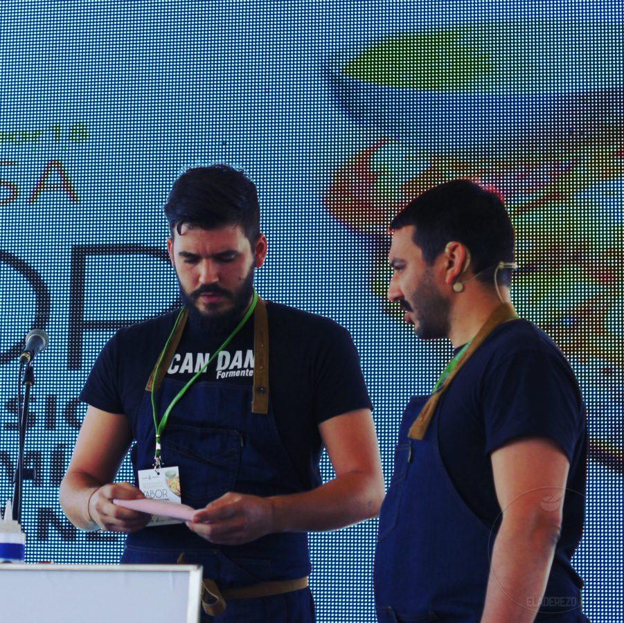 Cristian Periscal, chef del restaurante Can Dani en Formentera