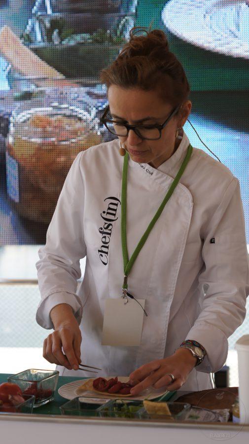 Marga Coll, chef del restaurante mallorquín Miceli