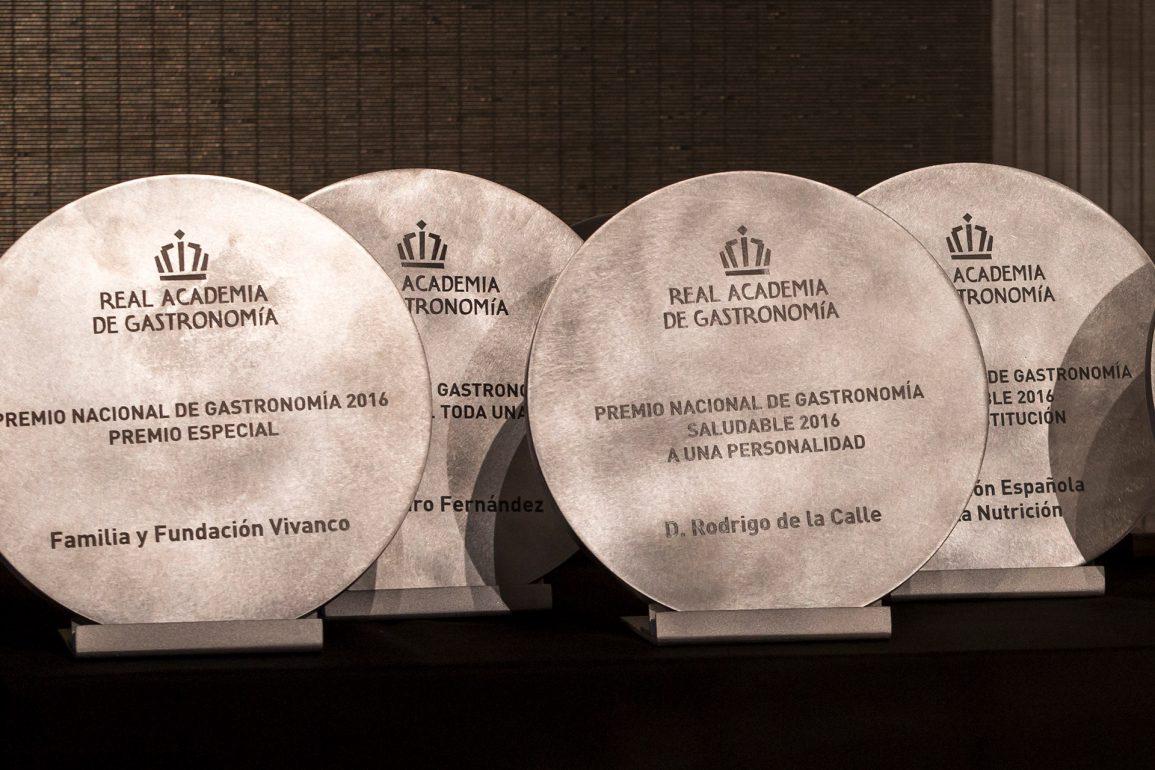 Nominados a los Premios Nacionales de Gastronomía