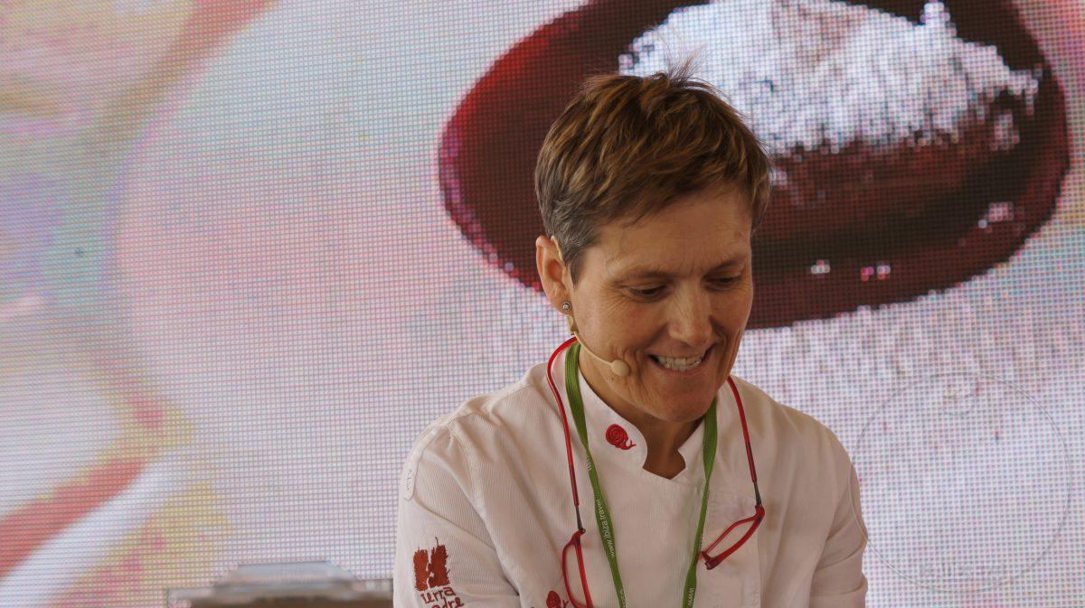 Sílvia Anglada Chef del restaurante Es Tast de na Sílvia