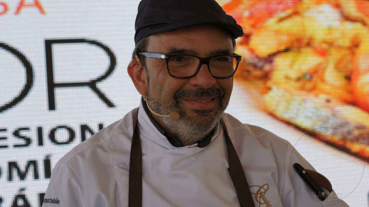 Jesús Sánchez (Restaurante Cenador de Amós)