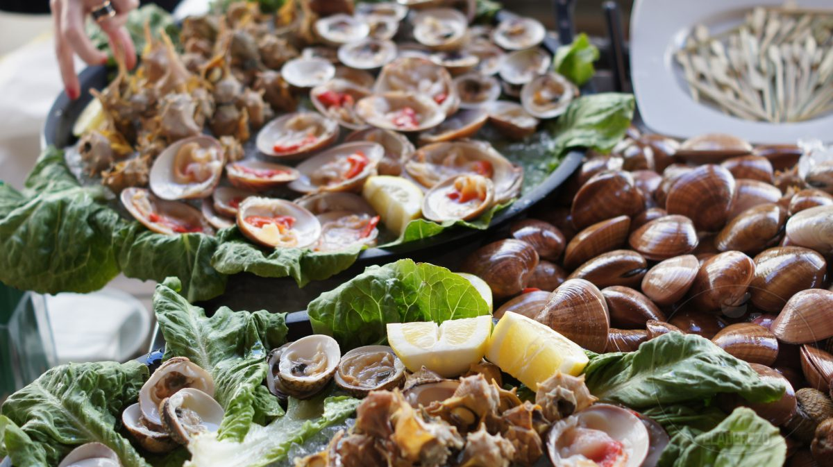 Moluscos frescos - Fiesta Marenga