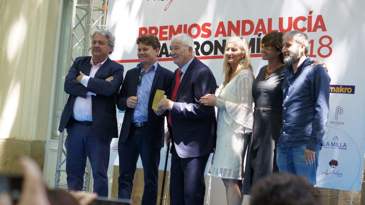 Premio Freixenet a toda una vida Francisco Ramírez - Grupo Refectorium