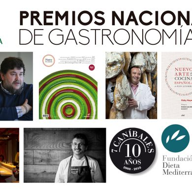 Premios Nacionales de Gastronomía 2017