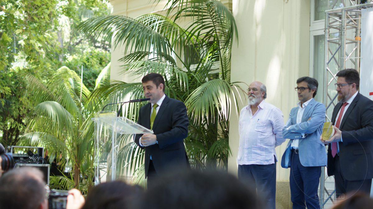 Presidente Diputación Jaén Fr