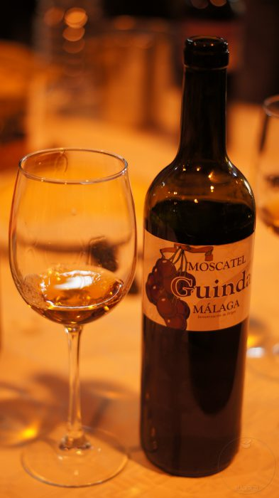 Vino de Málaga (Guinda) - Bodega Antigua de Guardia