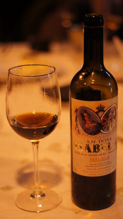 Vino de Málaga (Isabel) - Bodega Antigua de Guardia