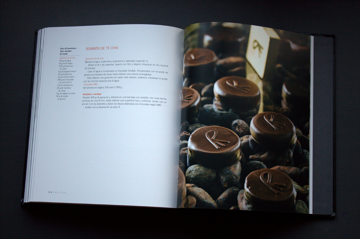 casa cacao -libro recetas chocolate